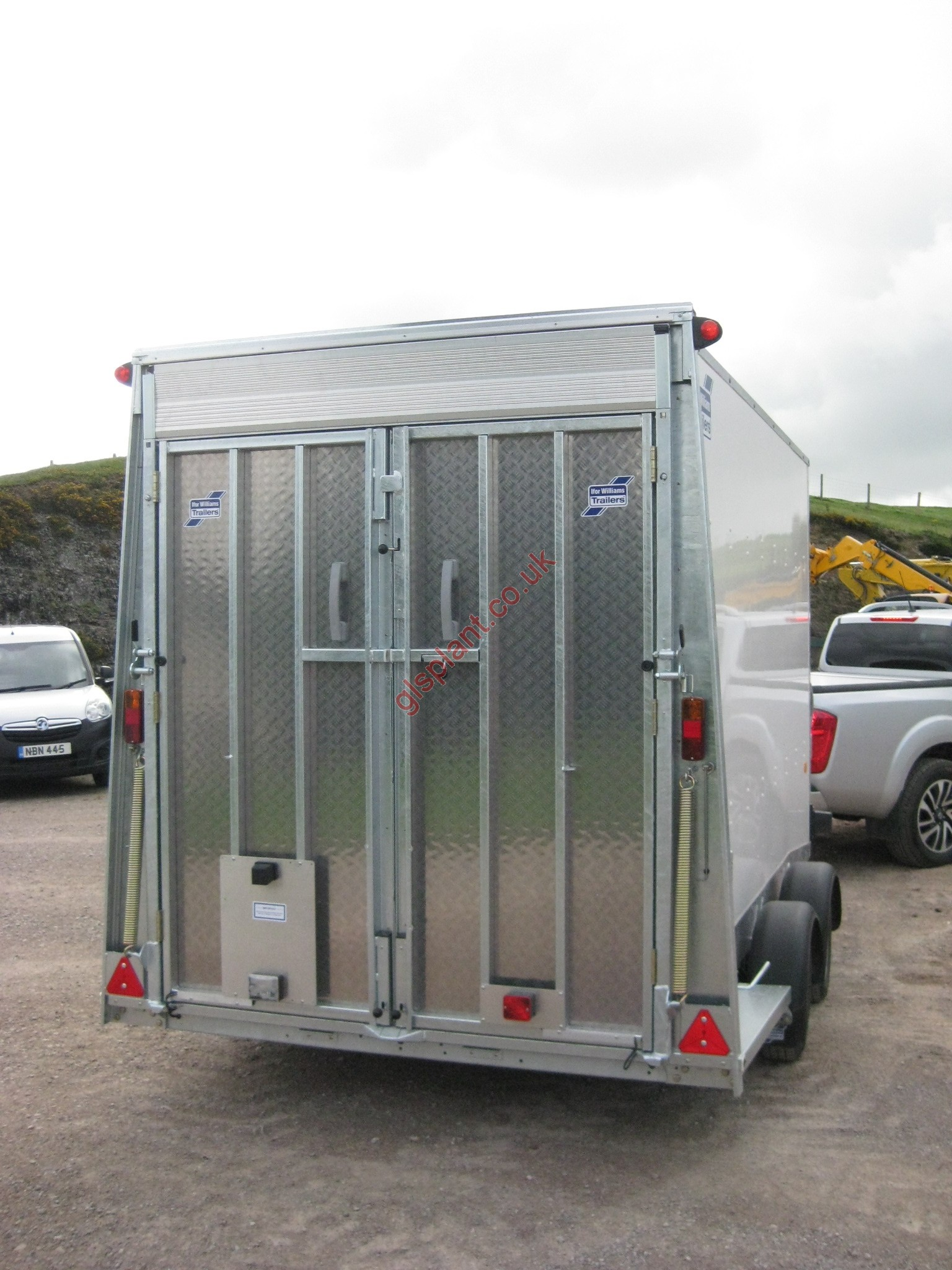 Ifor Williams Box Trailer For Sale