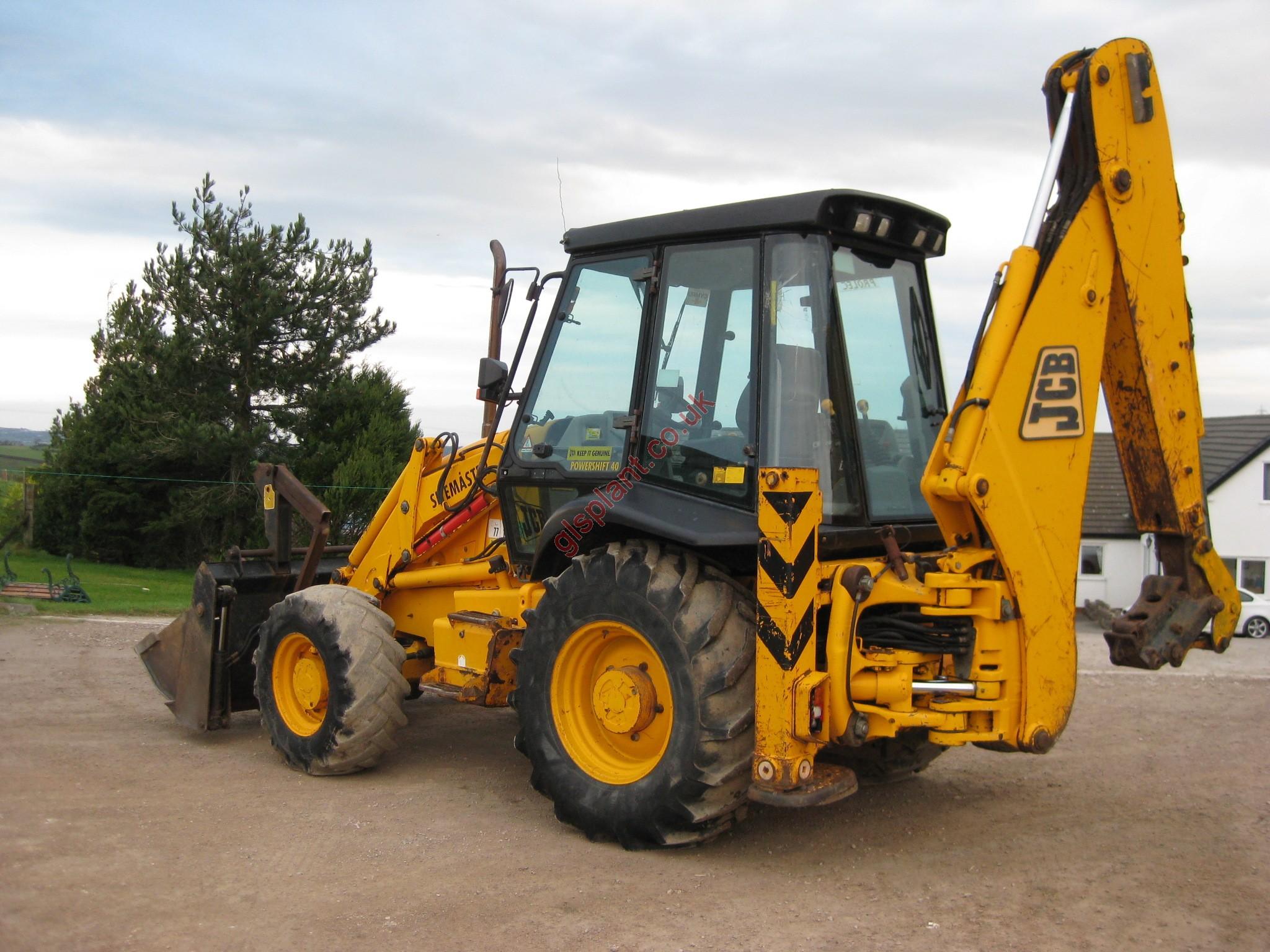 jcb 3cx contractor backhoe loader for sale