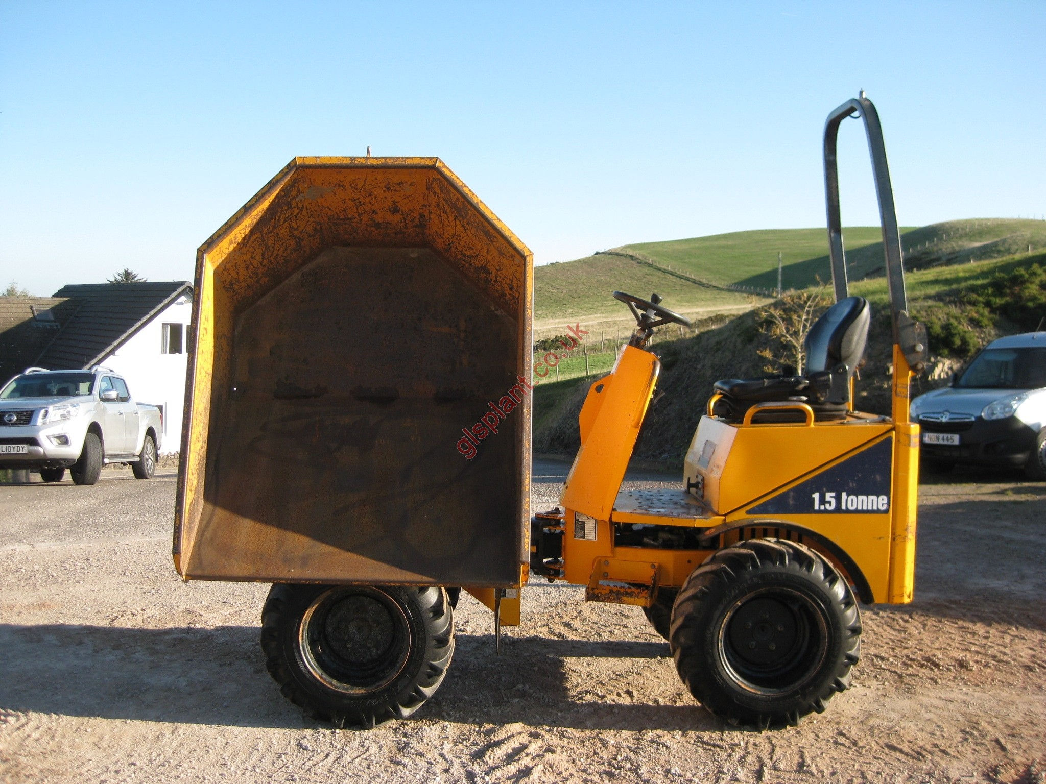 THWAITES 1.5TON SWIVEL