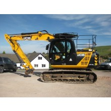 JCB JS145LC GROUNDWORKER
